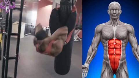 如何让你的腹肌看起来更加结实?你一定疏忽了这些训练动作!