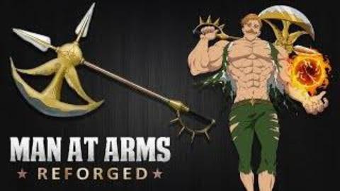武器人间:重铸—丽塔(七大罪)MAN AT ARMS: REFORGED【中文字幕】