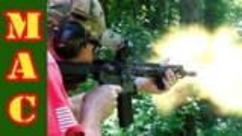 [MAC]Polymer80|全自动M16步枪