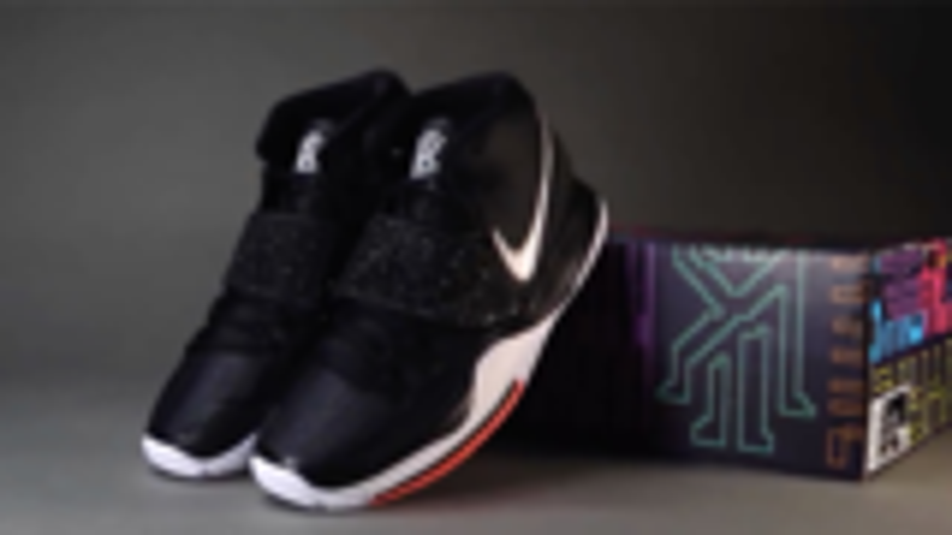 球鞋收录机|Nike Kyrie 6 欧文战靴,开箱介绍
