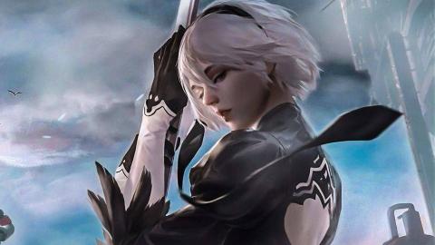 【几十部CG混剪/美到极致】前方高能!享受女武神们的刀光剑影吧!