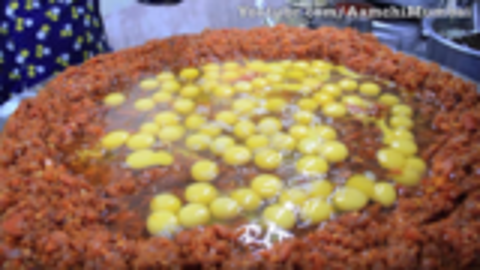 印度哥斯拉超级别蛋炒饭