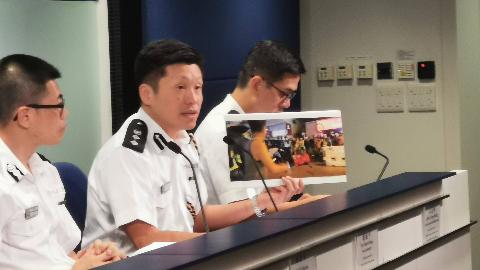 香港警方:同事受到致命威胁,警枪是当时唯一最合适武力