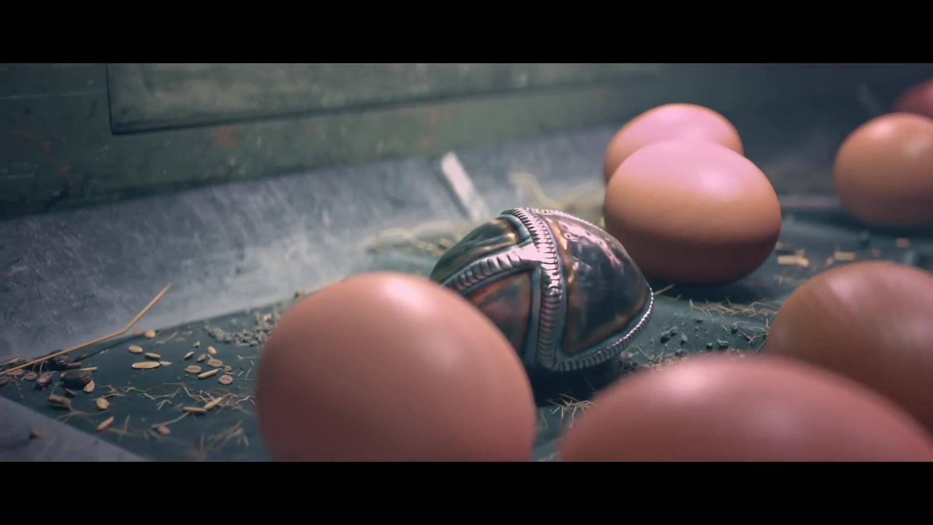 搞笑广告《取卵杀鸡》