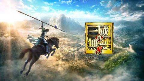 【PS4】【真三國無雙8】【双人模式】
