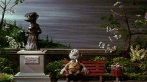 奥斯卡最佳动画短片 2003裸体哈维闯人生