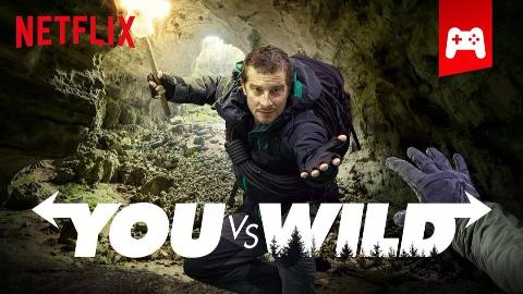 【真人秀】你的荒野求生 第1季 全8集 You vs. Wild 1080P【官方中字】