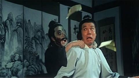 这是一部八十年代的奇幻老片,作为骨灰级港片谜,我也是第一次看