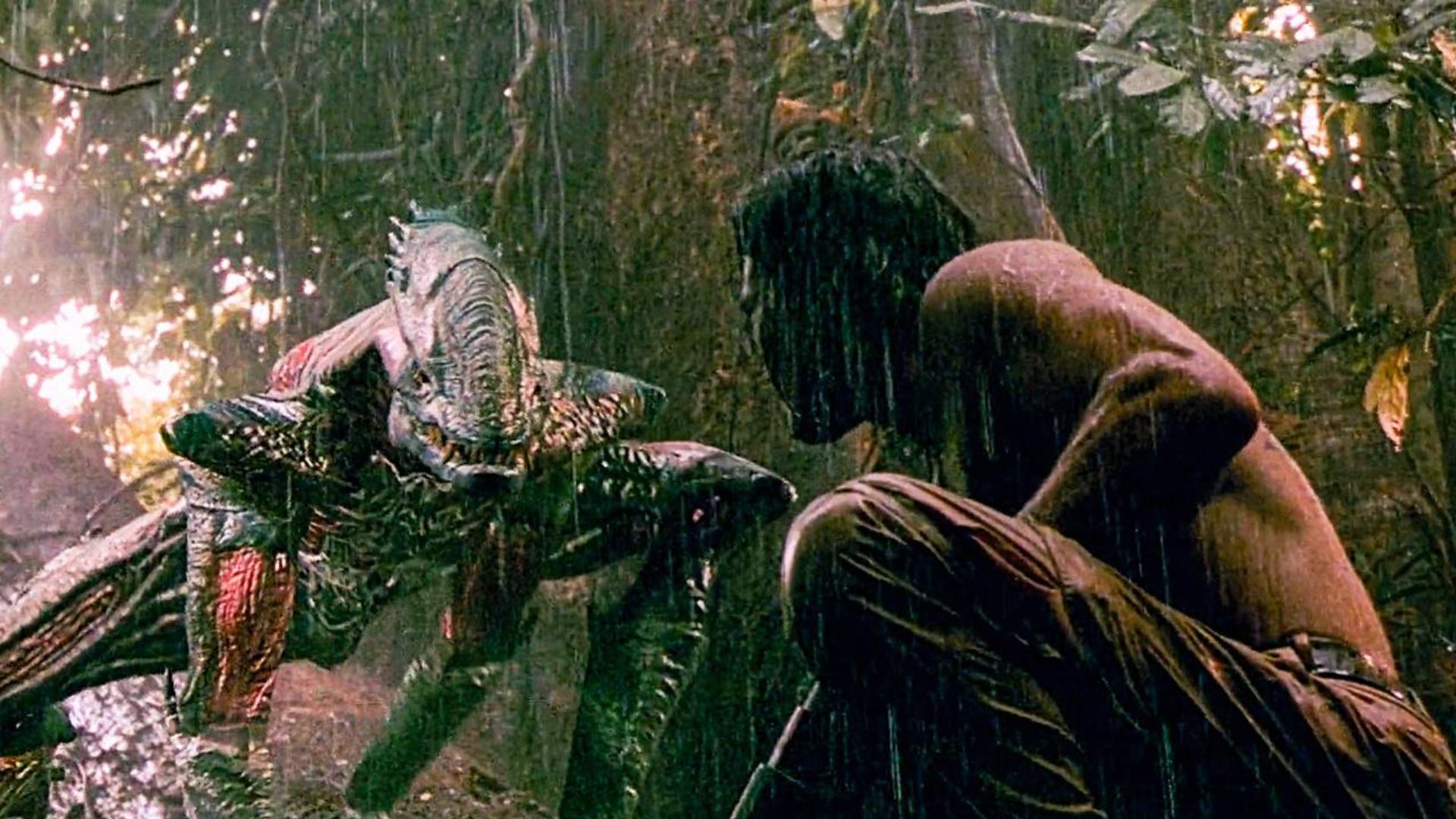 专家发现古生物骸骨,将其复活,没想到却引发了巨大灾难