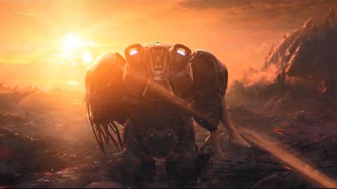 【英文中字】星际争霸2自由之翼剧情向视频合集(全CG+对话+隐藏任务)