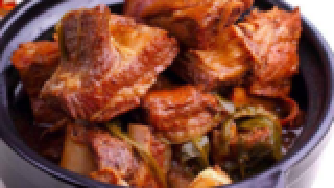 酱骨头不要直接下锅,加上这几步,骨香肉烂无腥味,一盆不够吃