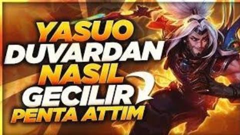 土耳其第一亚索LARS欧服单排欧服钻石局直播精华