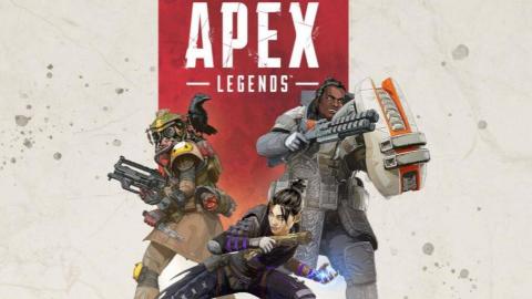 【AJ1开奖】APEX第二期(枪械入门介绍)