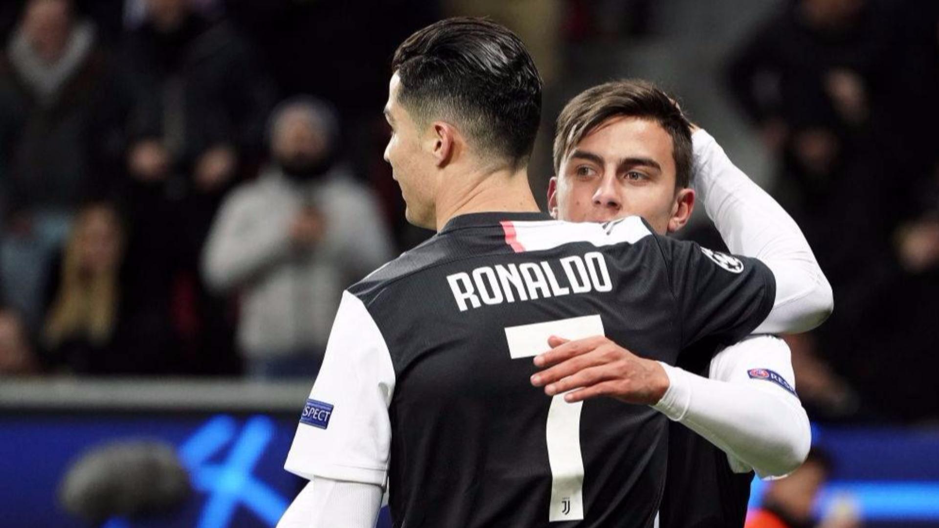 2019-2020赛季欧冠小组赛第6轮 勒沃库森vs尤文图斯 全场集锦