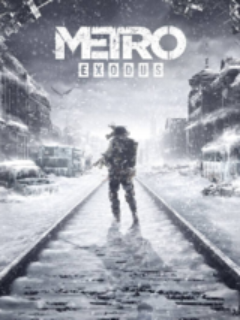 【星际zero】《地铁:离去》娱乐实况解说