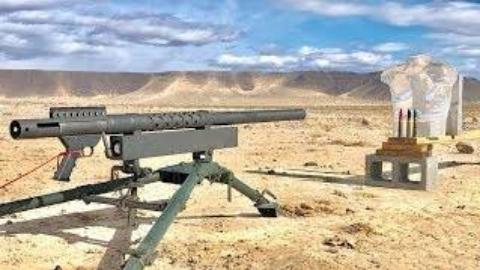 [Edwin Sarkissian]20mm弹道凝胶测试