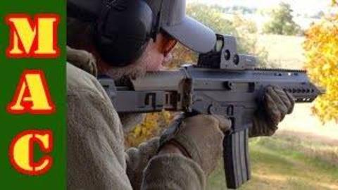 [MAC]Bushmaster ACR步枪