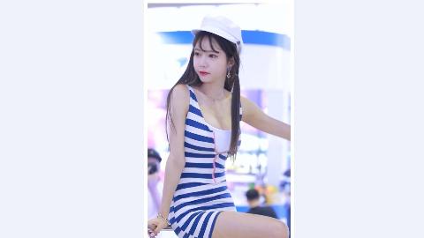2019京畿国际游艇展 韩敏英 直拍