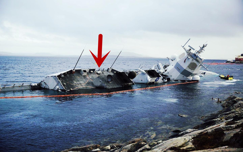【点兵908】小国海军的悲哀:强行建造违章战舰,军演一炮未发当场侧翻沉没