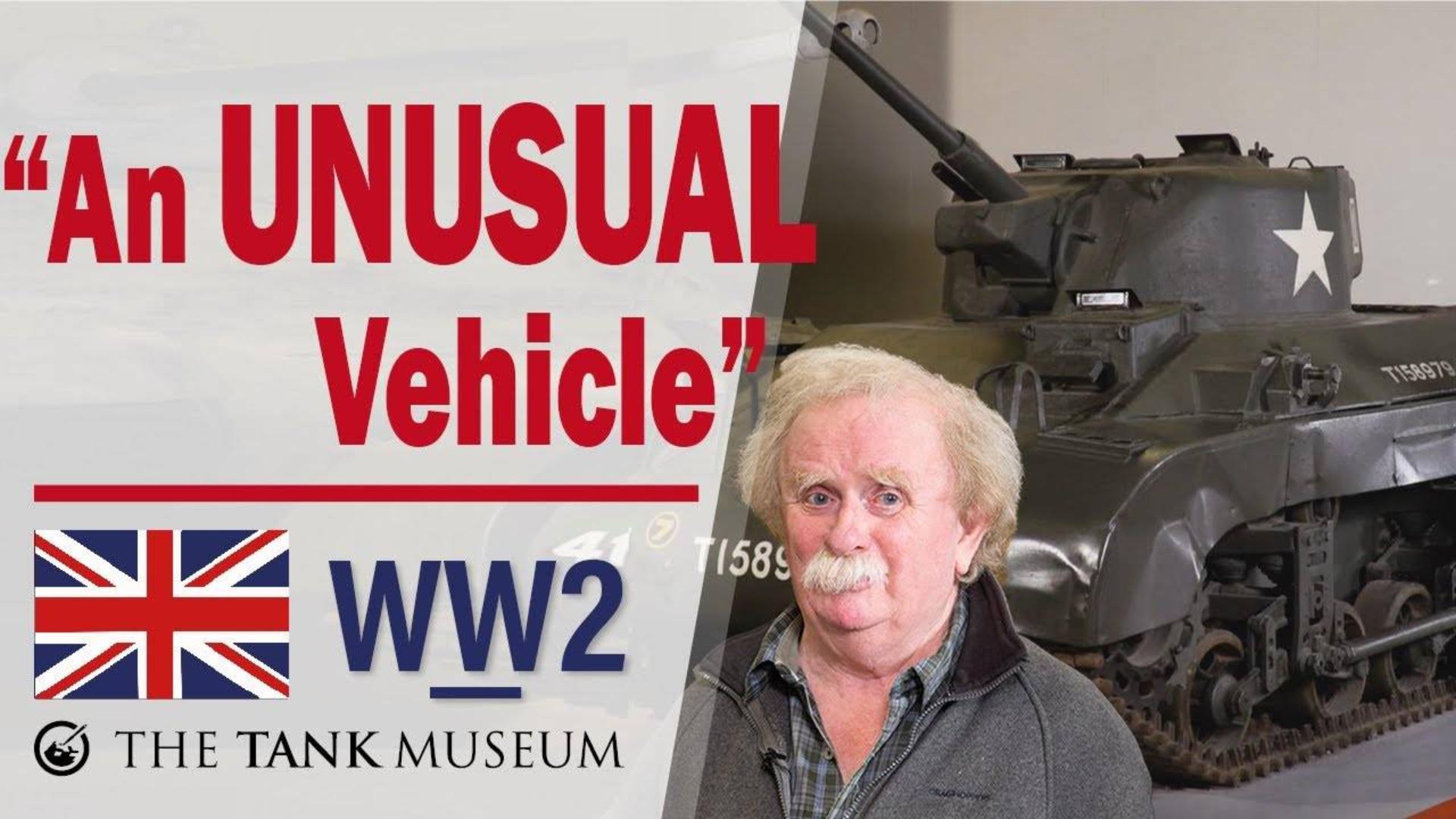 【坦克讲座/双语】大卫·弗莱彻-87-M22蝗虫空降坦克