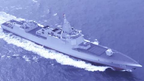 海军最新宣传片《人民海军  和平力量》发布!
