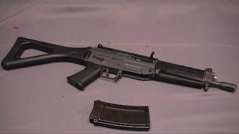 【Airsoft】AST介绍GHK 553突稽步枪