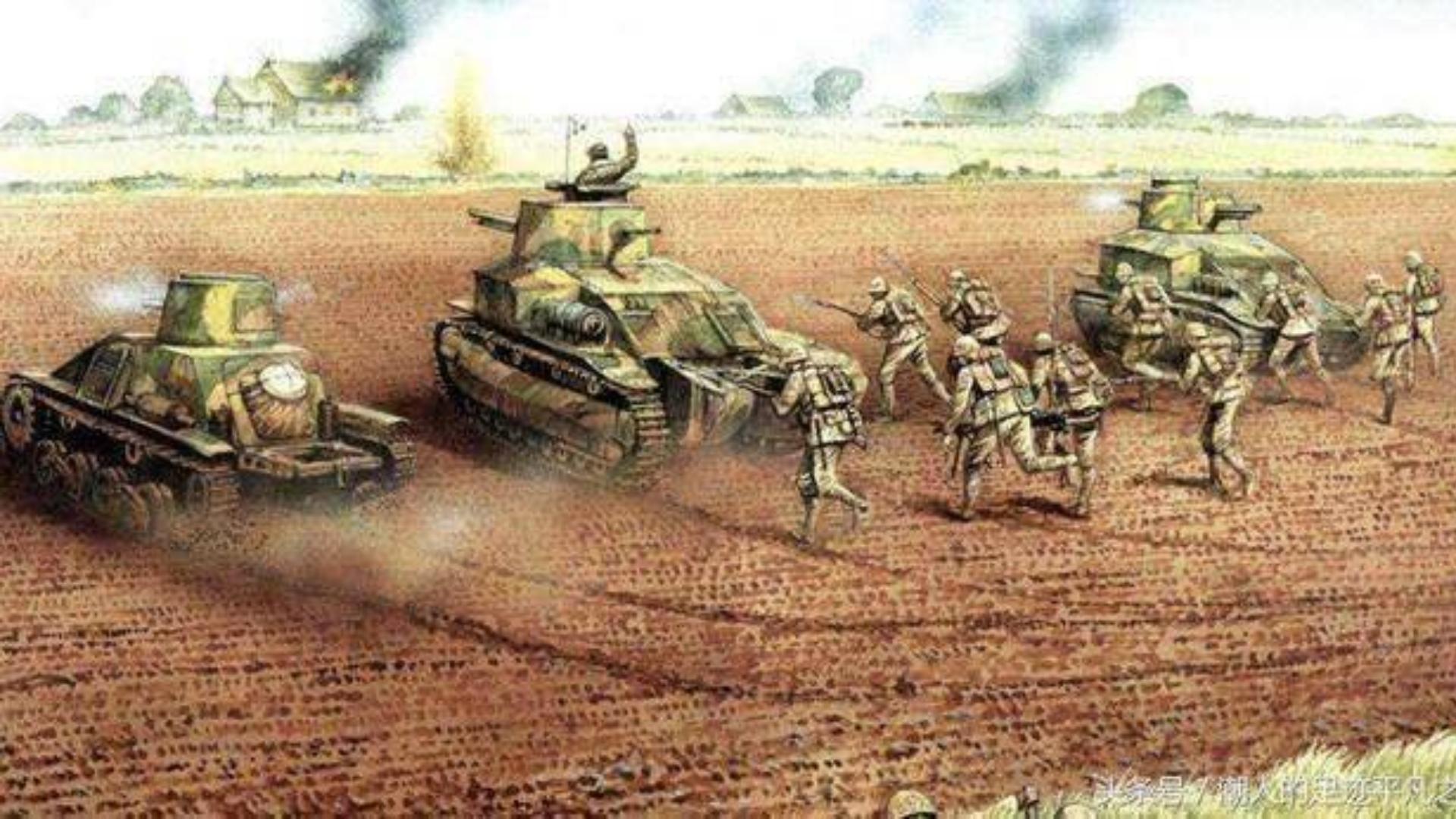 【复盘二战】诺门坎战役中 日军军官损失统计