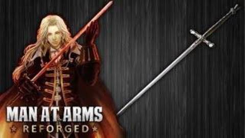 武器人间:重铸—阿鲁卡多的家传之剑(恶魔城)MAN AT ARMS: REFORGED【中文字幕】