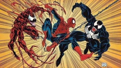 《李来说漫画》蜘蛛侠第一集