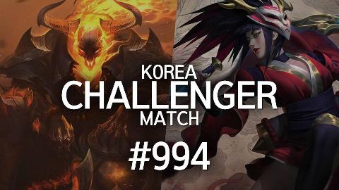 韩服最强王者的精英对决 #994 | 走走亲戚串串门,收一哈压岁钱。