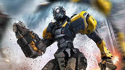 变形金刚电影《大黄蜂》竟然有山寨版《大马蜂》?