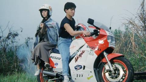 香港爱情电影永恒的经典,堪称巅峰之作,3首插曲都是Beyond的歌
