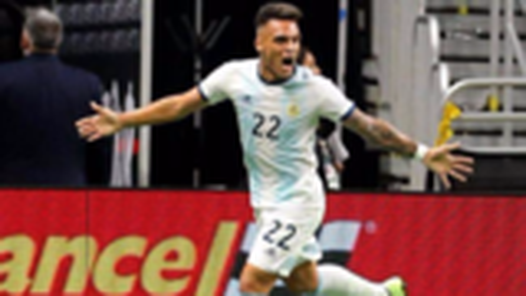 2019国际足球友谊赛 阿根廷vs墨西哥 全场集锦