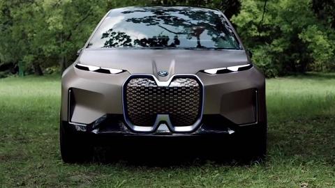 宝马未来的自动驾驶电动车,你会买吗?