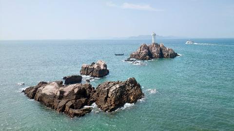 【周游日记】东极岛看海