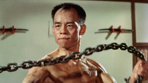李小龙的师傅李峻九,唯一拍过的一部功夫电影
