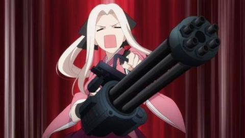 【爱因兹贝伦相谈室】Fate/Zero特典【雪飘字幕组】1080P