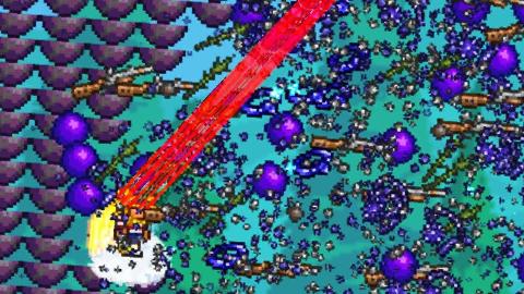 当你在Terraria中砸碎一百万个暗影球会发生什么