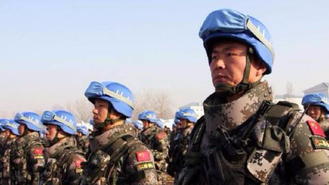 中国维和部队在非洲种菜,当地人主动上门讨蔬菜,其他国家眼馋