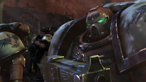 《战锤40K战争黎明2》纳垢慈父与万变之主正面碰撞的血肉磨盘