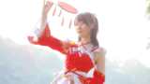 【紫嘉儿☞翻唱】仙鹿下凡来唱歌♪千里邀月(竖屏舞蹈PV)