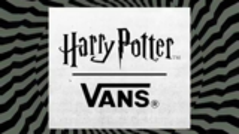 VANS联手哈利波特,将带来一系列服饰鞋款