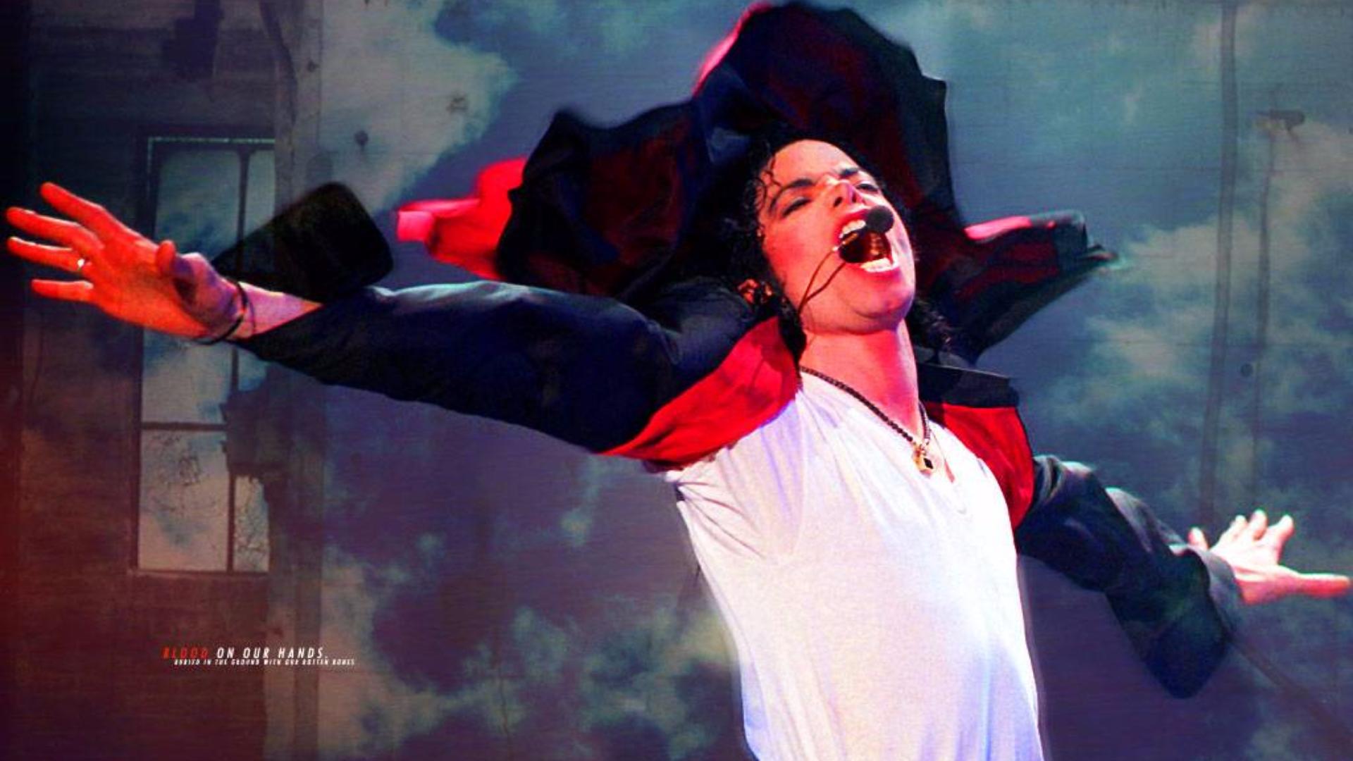 【蓝光重制】迈克尔杰克逊《地球之歌2019版》Michael Jackson Earth Song