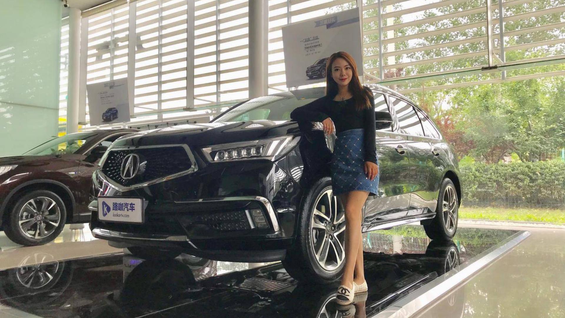 80万买一辆中大型豪华SUV 讴歌MDX到底值不值?