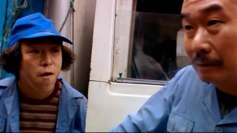 十多年前的黄渤还是个龙套,这部经典的黑色幽默电影,让黄渤一夜成名