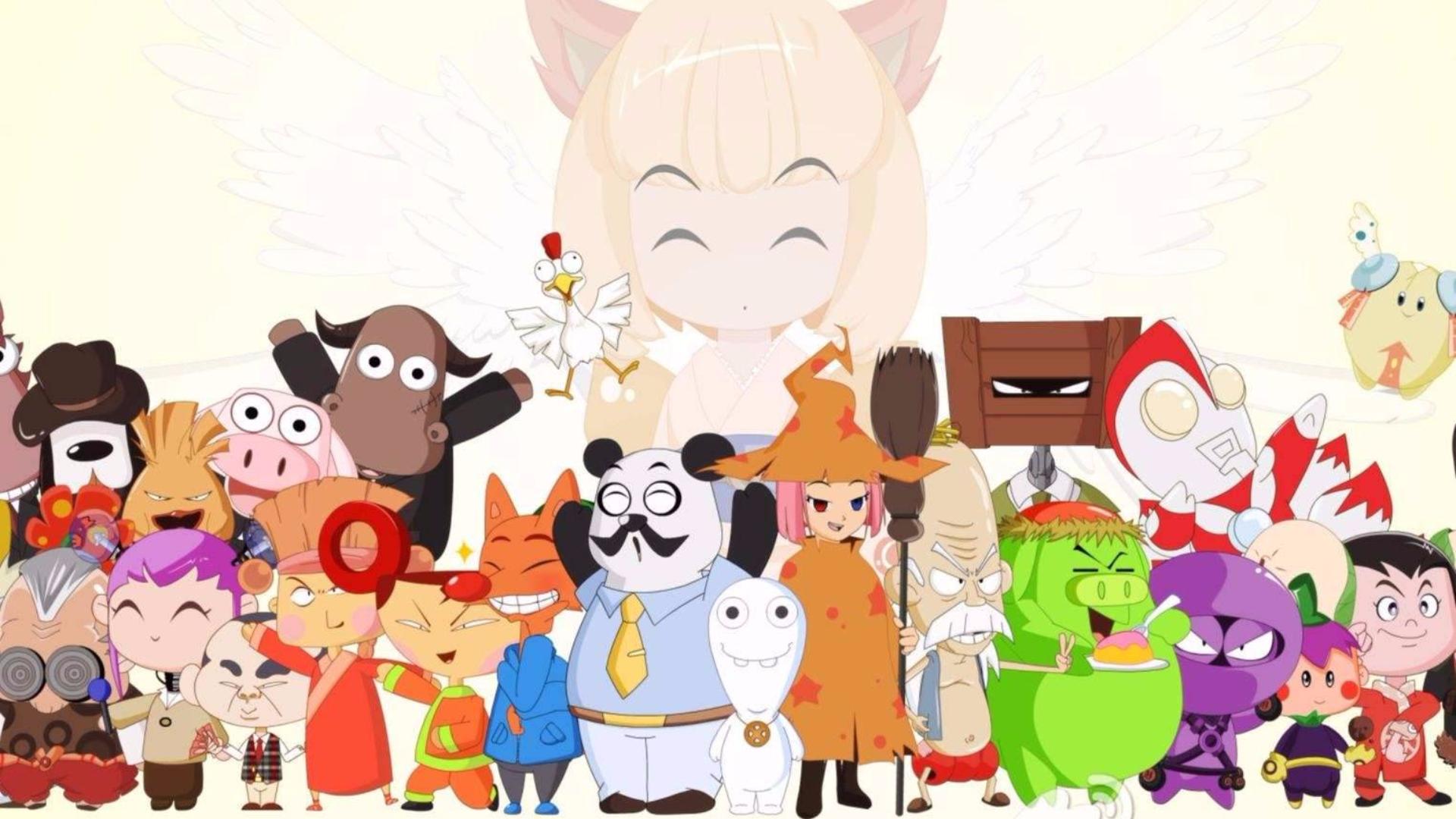 11年玩梗最多的动画,幸福小镇它真的幸福吗?