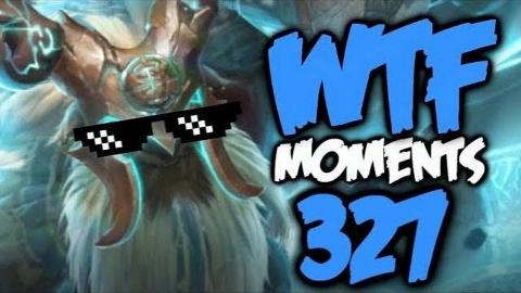 Dota 2 WTF Moments 327