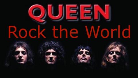 【纪录片】Queen 皇后乐队-震撼世界 Rock the World