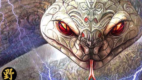 《新白娘子传奇》的青白两蛇到底是何方神圣?什么来源?