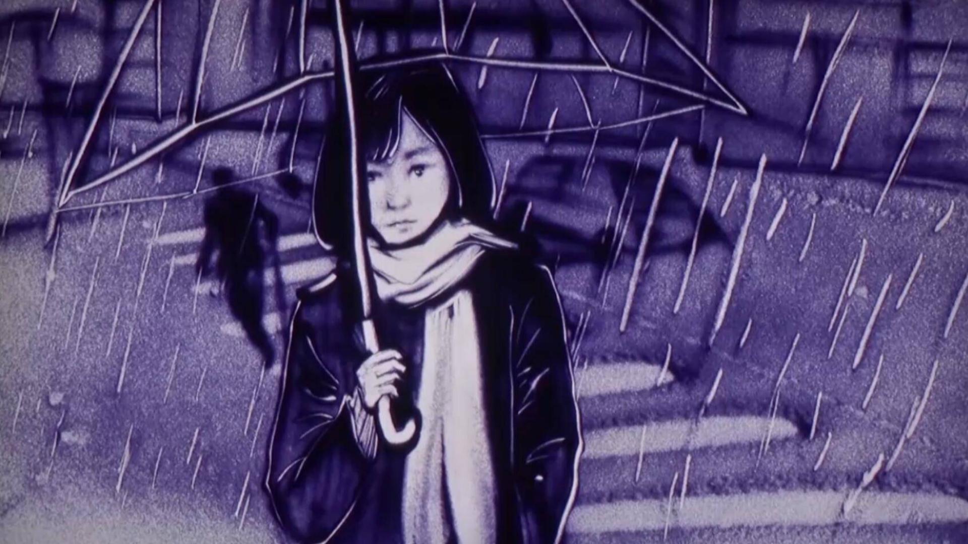 经典歌曲《冬季到台北来看雨》太伤感了,每一个角落都有回忆